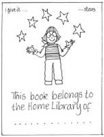 Susie Hodge's bookplate #2